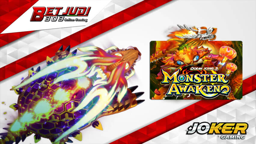 Fish Hunter Monster Awaken Situs Joker123