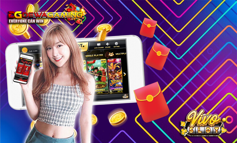 Vivo slot Game Slot Winrate Tertinggi