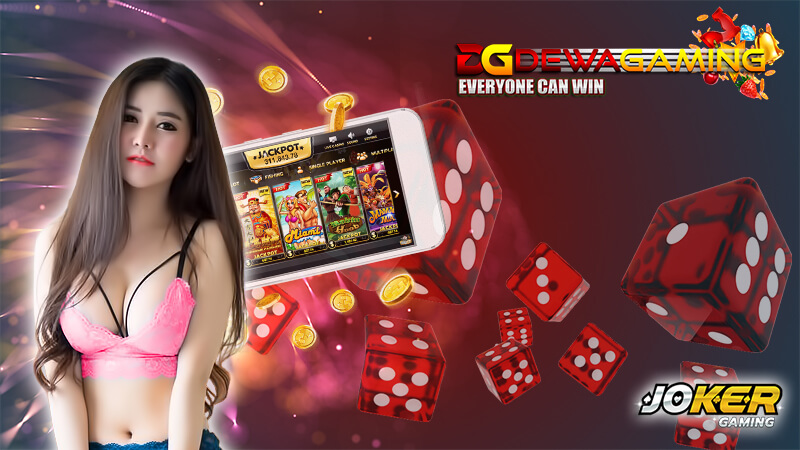 Game Slot Online Deposit Bank Lokal Joker123